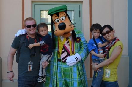 Disneyland Day 1.3