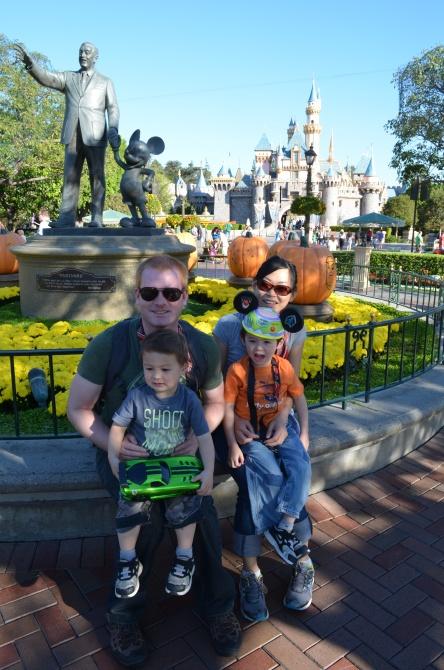 Disneyland Day 2.1